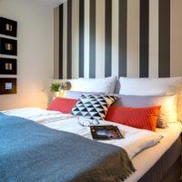 Ferienwohnung in Rastede Schlafzimmer I