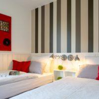 Ferienwohnung in Rastede Schlafzimmer II